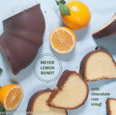 Meyer Lemon Bundt wi