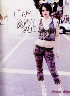 Brody Dalle in Zipper Pocket P. is listed (or ranked) 7 on the list Hottest Brody Dalle Photos Pop Punk, Punk Goth, Brody Dalle, Taylor Momsen, Heavy Metal, Estilo Punk Rock, The Distillers, Women Of Rock, Punk Rock Fashion