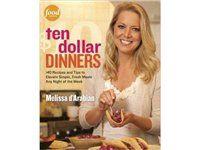 Melissa d'Arabian Ten Dollar Dinners
