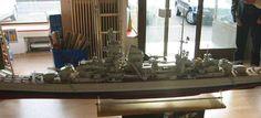 Ship Models - German Ships - Prinz Eugen - Heinz Kolb