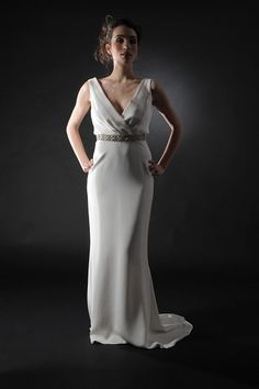 mariée, bride, mariage, wedding, robe mariée, wedding dress, white, blanc, Meryl Suissa
