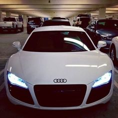 Audi!!! Yes please!