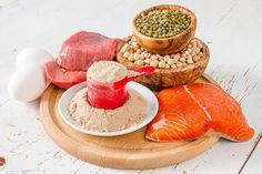 Eiwitinname: hoeveel eiwitten per dag eten? Ontdek welke hoeveelheid eiwitten je helpt bij afvallen, behouden van spieren en ondersteunen van je gezondheid.
