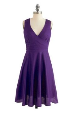 If your bridesmaids get their dresses from a place like Modcloth, there's a chance they just might wear them again!