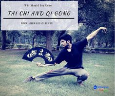 Find out the health benefits of practicing Tai Chi and Qi Gong.