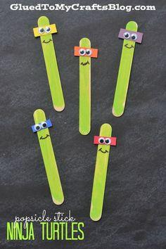 Marcapáginas para niños