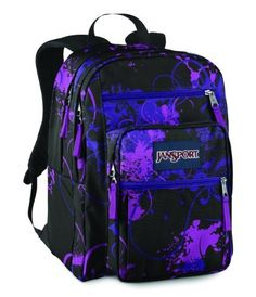 JanSport Big Student Classics Series Daypack Puppy Backpack 2ea611bfd61e7