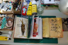 Creative-tools, diary orginiser, book | by natalie_ratkovski