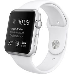 white and leather strap (separate)