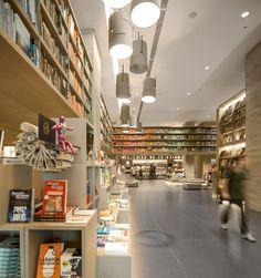 760 - Studio Arthur Casas   Livraria Saraiva   Sao Paulo, Brasil