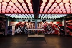 Oh Hello designed by Alexa Nice Interior Design. www.alexanice.com  #bar #nightclub #interior #design