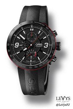 01 674 7659 4764-07 4 25 06B - Oris TT1 Chronograph #Oris #OrisWatch #OrisMotorSports
