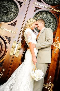 S.W. Portraits SLC LDS Temple Wedding Photographer Romance