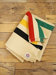 Hudson Bay Blanket #want