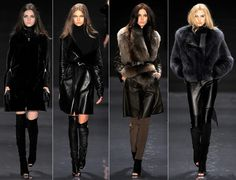 ann klein fall 2013 | NYFW Fall 2013: KaufmanFranco | Visual Therapy