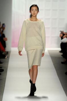 Textured knit from Tibi