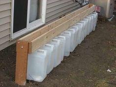 Build a Gutterless Rain Barrel