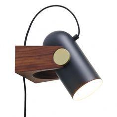 Carronade 260 table/wall lamp