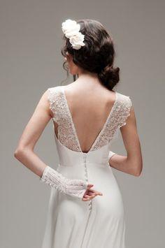 Les robes de mariée bohème d'Otaduy