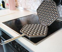 Wie benutzt man ein Egg-Waffle-Eisen?