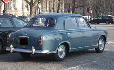 Peugeot 403 - Peugeot 403 - Wikipedia, the free encyclopedia