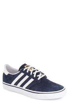 huge discount 0a8dc a695e adidas Seeley Premiere Sneaker (Men) Casual Sneakers, Toad, Skateboarding,
