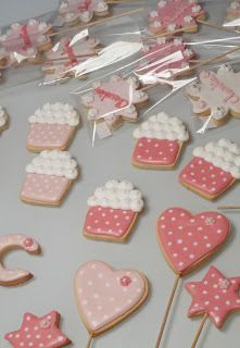 galletas rosas