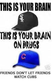 White Sox! Haahaa! This is to funny!