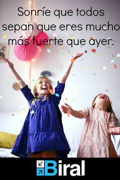 Frases Biral #children #felicidad #happines #biral #besocial