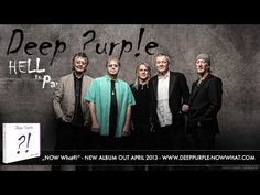 Deep Purple Hell To Pay Official Lyric Video (HD) from NOW What?!