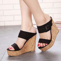 sandalias de plataforma - Buscar con Goo