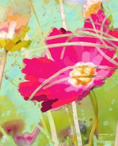 Free Printable Beautiful Spring Design Wall Art !