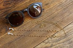Etsy Shop, Sunglasses, Jewelry, Eyeglasses, Masks, Neck Chain, Beads, Jewlery, Jewerly