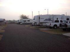Citrus Mobile And RV Park At Edinburg Texas United States