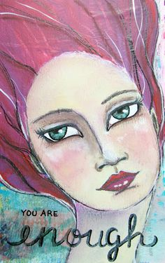 art journaling, faces, Jane Davenport, art books, Drawing and Painting Beautiful Faces,