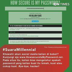 """Cara Agar Password Akunmu Aman, Dijamin Takkan Bisa Dibobol """"Selamanya"""" ----- Follow @IDNTimes - The Voice of Millennials and Gen Z ----- Kita hidup di zaman yang serba digital dan penuh dengan informasi dan data. Dari sifatnya yang personal hingga bersifat publik. Dari yang sifatnya sepele, sampai bersifat sangat penting. ----- Jadi, satu-satunya hal yang bisa menjaga data dan informasi pribadimu dari orang-orang yang tidak bertanggung jawab adalah password atau kata sandi. Jadi, idealnya…"""