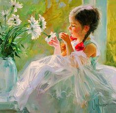niña-con-flores-blancas