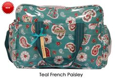 Nappy bags Ideal for mommies of twins.