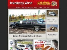 Teknikens Värld (4 nr + överlevnadslåda + rutig pläd) 4 nummer av Teknikens Värld + överlevnadslåda + rutig pläd för endast 99 kr + porto & exp. avgift 49 kr Allt detta får du: Sveriges ...