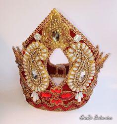 Orisha, Altar, Spiritual Candles, Yoruba, Glass Containers, Beautiful One, Handmade Decorations, Red Velvet, Diamond Cuts