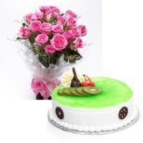 Order cake and Flowers online for delivery in kanpur. Winni offers online cake delivery in Kanpur