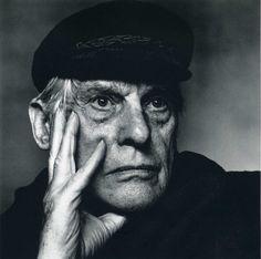 Irving Penn, Willem De Kooning