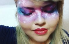 https://youtu.be/mKcz-HR7Bkg #galaxymakeup #galaxy #makeup #galaxia