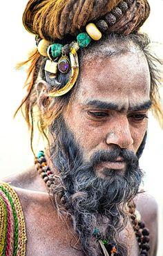 Sadhu - (Holy Man) India