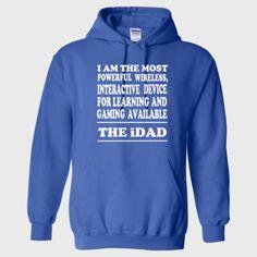 The iDad - Heavy Blend™ Hooded Sweatshirt