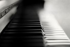Close up view of the piano keys with defocused background. My Photos, Stock Photos, Piano Keys, My Happy Place, Image Collection, Royalty Free Images, Close Up, Music, Photography