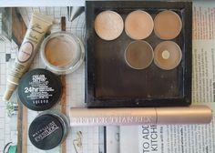 Get a soft, smokey, & sultry eye look using these products! Too Faced Shadow Insurance in Champagne, Maybelling Color Tattoo in Creamy Beige, Makeup Geek Shadows in Shimma Shimma, Creme Brulee, Frappe, Mocha, & Latte, Maybelline Gel Liner in Blackest Black, Too Faced Better Than Sex Mascara
