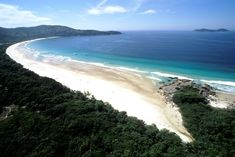 Lopes Mendes, Ilha Grande - Brasil. One of the most beautiful beaches in the world!