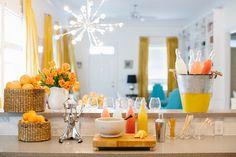 #brunch, #buffet  Photography: Millie Holloman Photography - millieholloman.com Design
