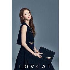 150911 LOVCAT SNSD Yoona